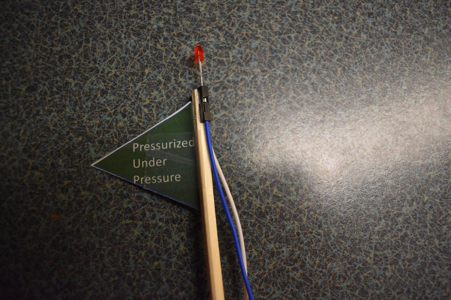 Creating the Pressurized Hazard Flag