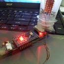 Arduino alcohol concentration meter
