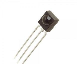 IR Remote and Arduino Control AC Voltage Device