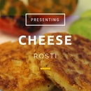 Cheese Rosti