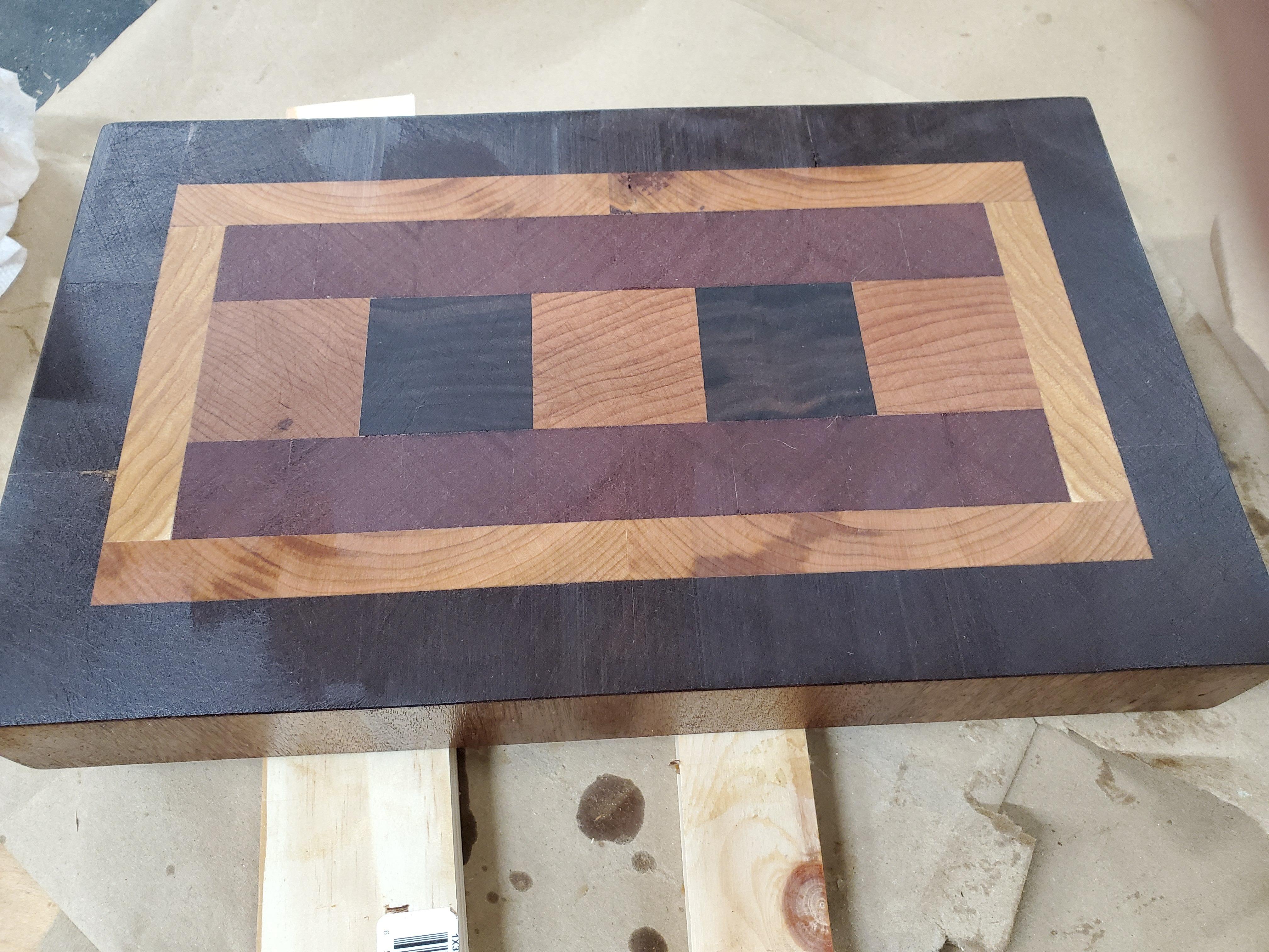 How to Make an End Grain Cutting Board