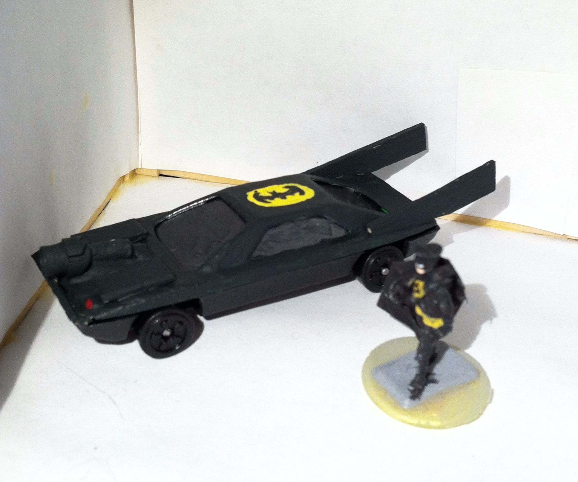 1/72 Scale Batmobile