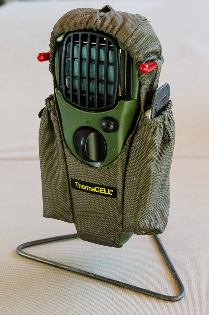 Improving Your Thermacell