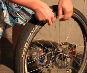 How to Change a Bicycle Tire/ Flat Tire