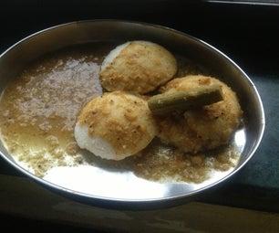 The Amazingly Delicious Idli Sambar