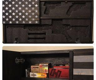 American Flag Concealment Case