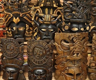 How to Create Mayan Masks
