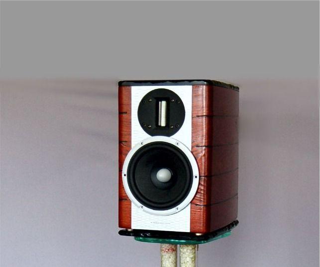 High- End audiophile bookshelf speakers