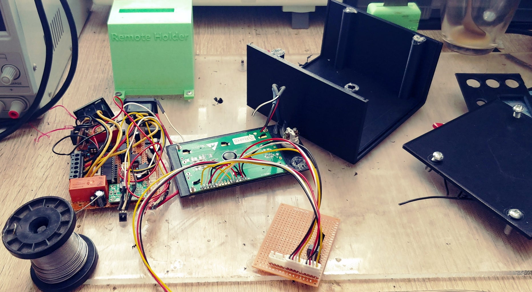 Assembly and Soldering