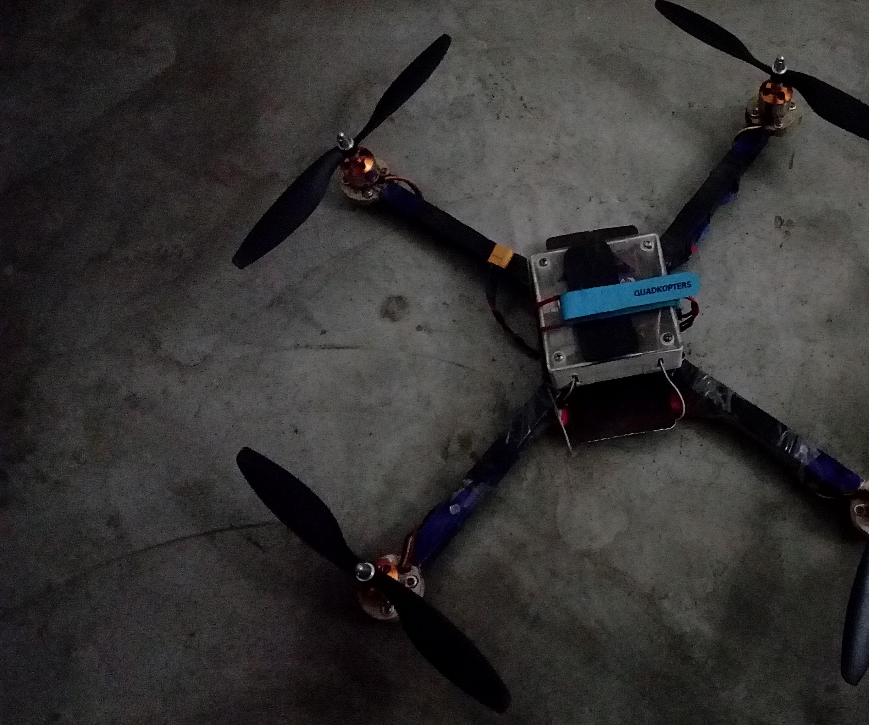 How to Make a Drone Using Arduino   Make a Quadcopter