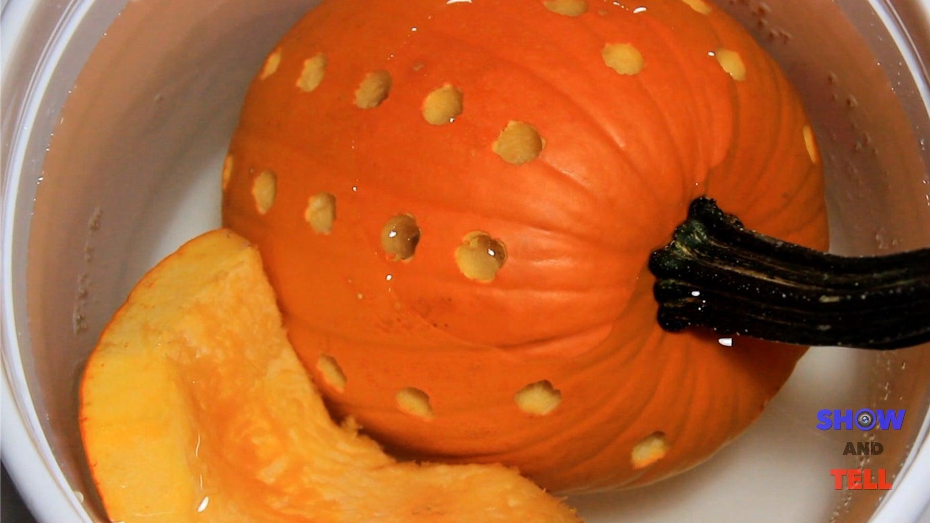 Soak the Pumpkin