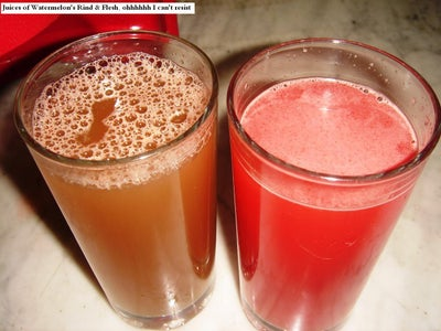 Watermelon Juice Therapy for Uric Acid