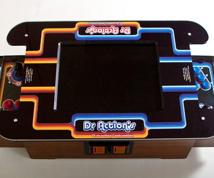 Make a Better Looking Arcade Machine on a Budget