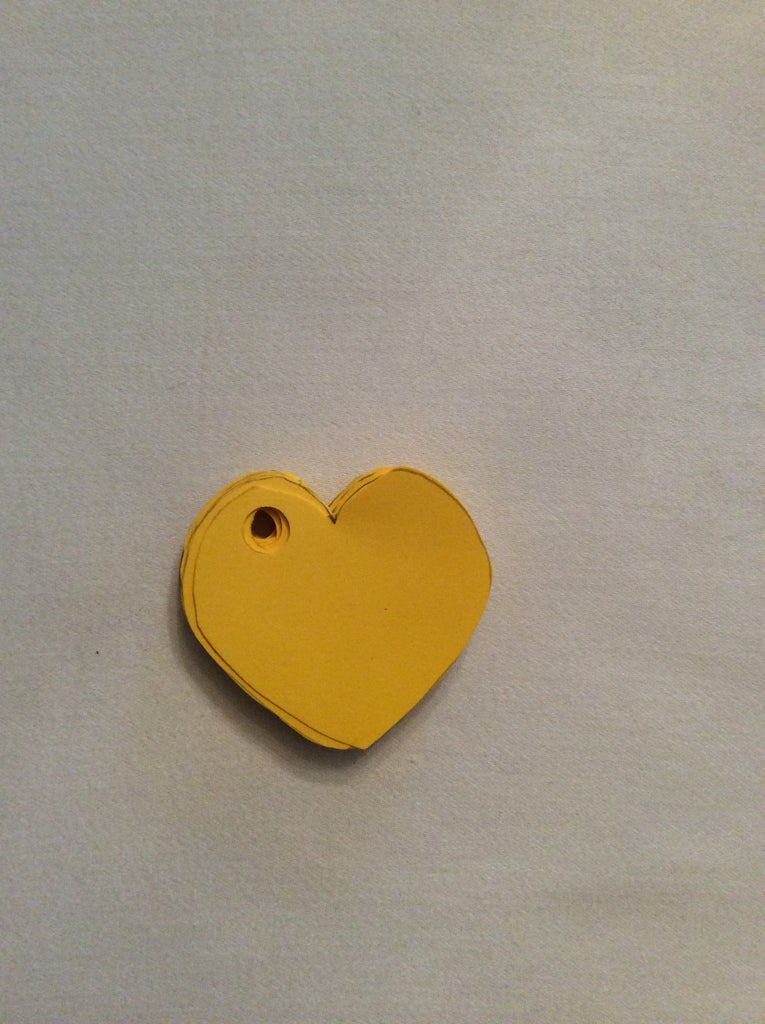 Step 3: Gluing the Heart Together