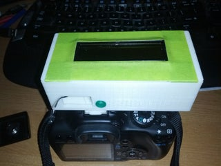 3D Print Canon Hotshoe Mount Adapter