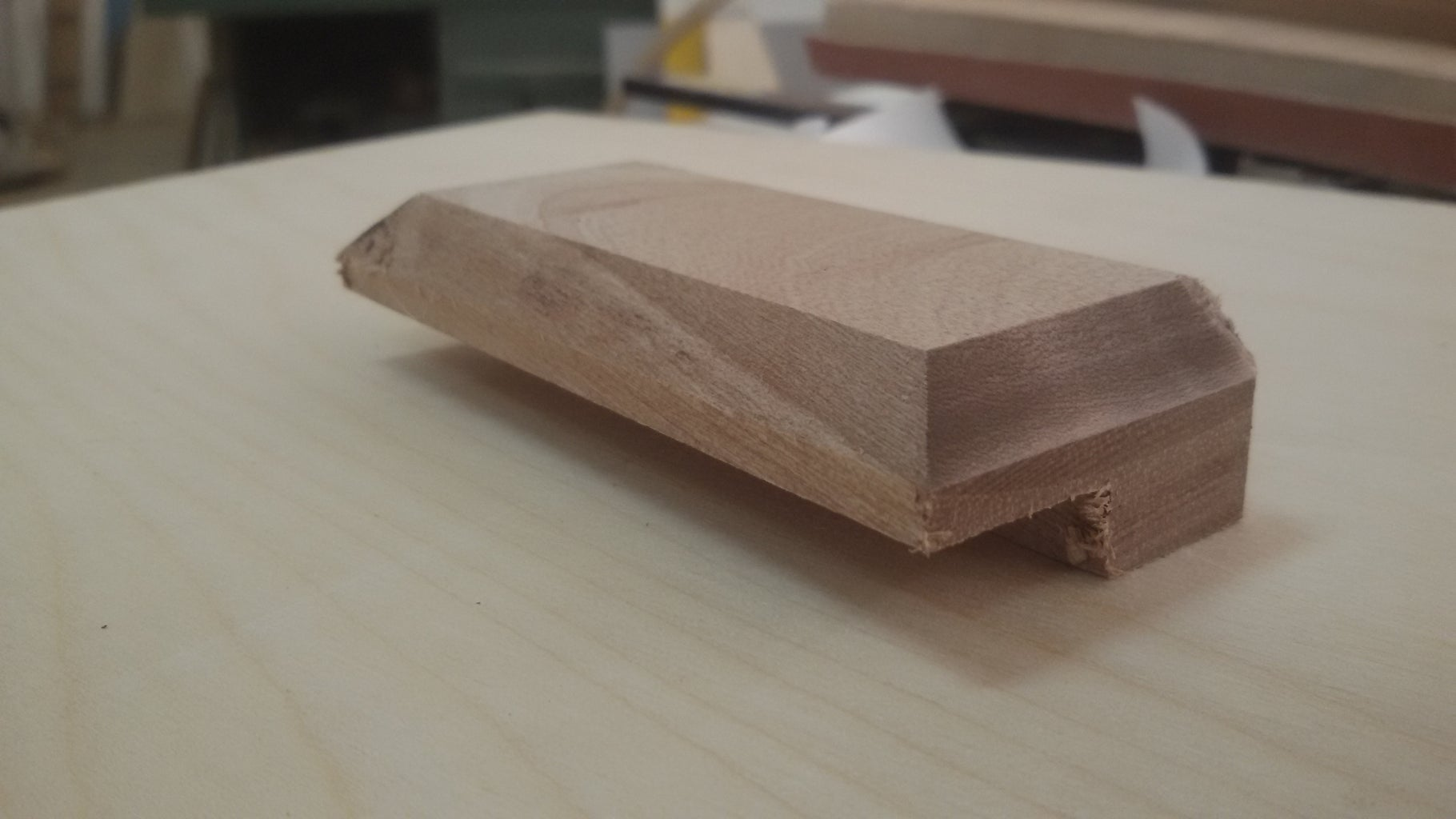 Making Bases of Mounting and Dismounting