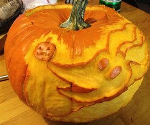 ZERO - Nightmare Before Christmas Pumpkin Edition.