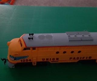 How I Fixed One of My HO Scale Locomotives