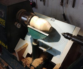 Jig for Shadow Wood Turning