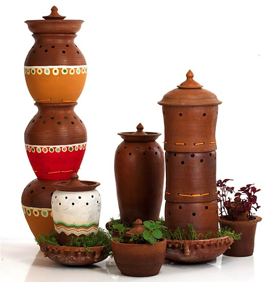 Terracotta Home Composter