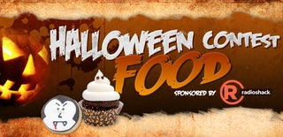 Halloween Food Contest