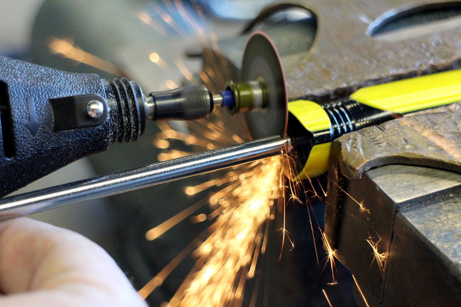 Chop Screwdriver Shaft