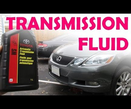 Transmission Fluid Replacement