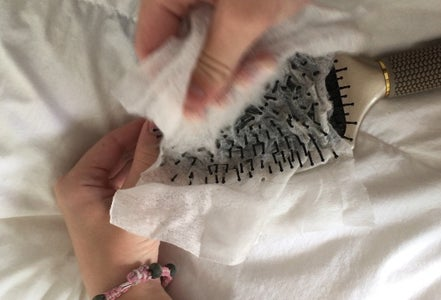 Comb Full of Hairs?
