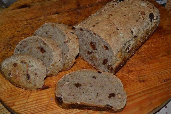 "AUTUMN PANDOLCE (""sweetbread"")"