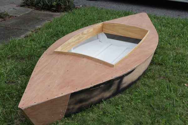 """Building a """"Pintail"""" Duckboat Pt 1"""