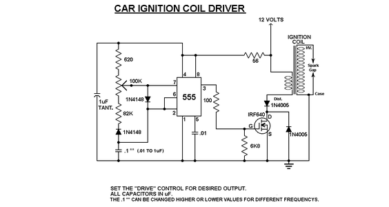 Another 555 Timer Driver