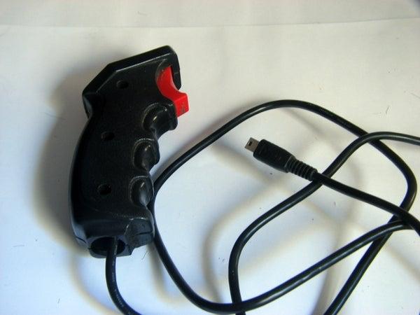 Amiga Joystick - USB Camera Cable Release
