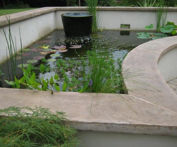 The Ultimate Koi Pond