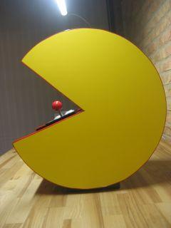 Pacman Profil Arcade
