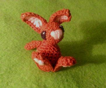 Cute Little Spring Bunnies (Crochet)