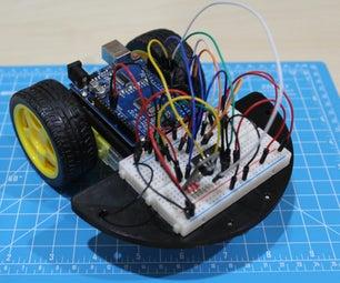 遥控Arduino小车