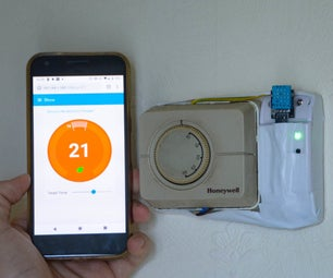 NEST Your Old Thermostat