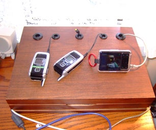 YACS (Yet Another Charging Station)