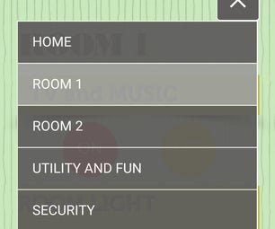 Internet Controlled House and Robot(Home Automation)
