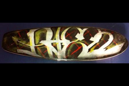 Ph822 Logo Board