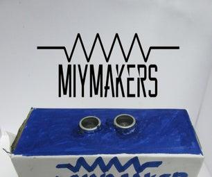 Measure Box (Distance Sensing) Using Ultrasonic Sensor~The Easiest