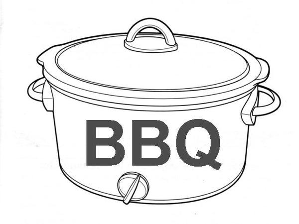 BBQ Pork, Eastern North Carolina Style