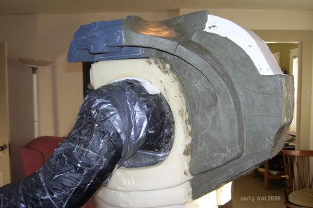 Sculpting the Backpack