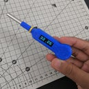 Contact Digital Thermometer With Deep Sleep [Attiny85]