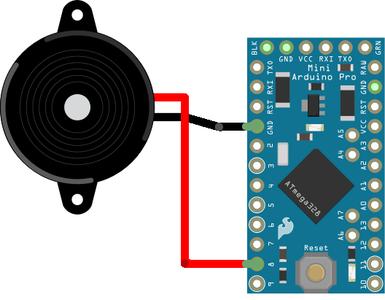 Assemble Arduino Components