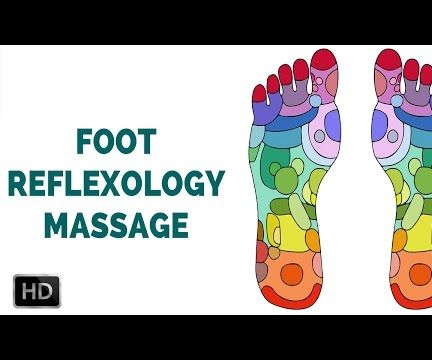 Chinese Foot & Leg Massage - Benefits Of Foot Reflexology Massage - Learn Massage