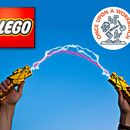 Lego Ninjago Nunchucks of Lightning