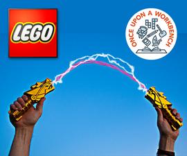 lego ninjago nunchcks的闪电