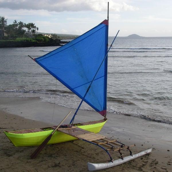 Sailing Canoe Chapter X: Maiden Voyage
