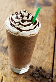 Quick & EZ Mocha/Mint Frappuccino
